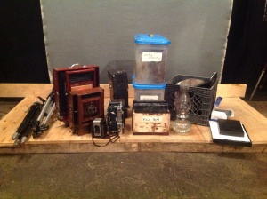 wet plate collodion photography gear